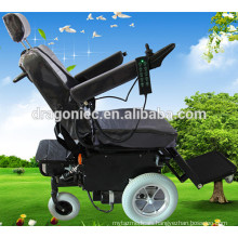 DW-SW03 Electric standing wheelchair folding power wheelchair